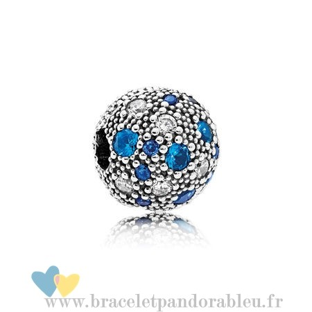 Bon Achat Pandora Pandora Toucher De Couleur Charms Cosmic Etoiles Multi Coloured Crystals Clear Cz