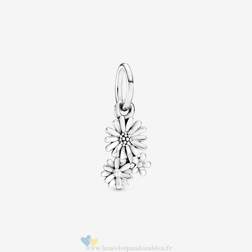 Bon Achat Pandora Bouquet De Fleurs De Marguerite Dangle Charm