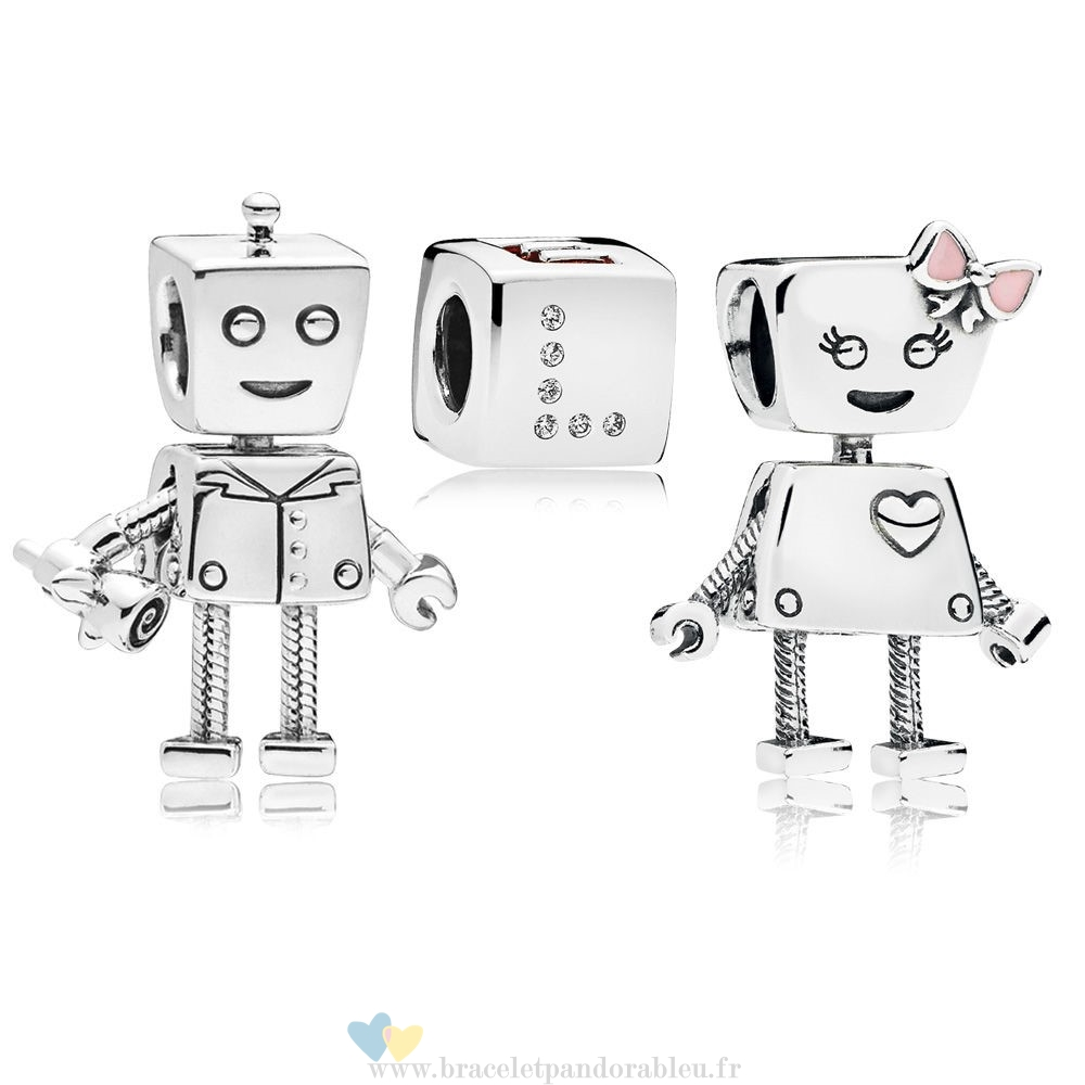 Bon Achat Pandora Bella And Rob Forever Charm Pack